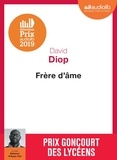 David Diop - Frère d'âme. 1 CD audio MP3