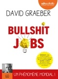 David Graeber - Bullshit Jobs. 2 CD audio MP3