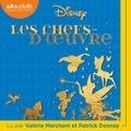 Disney - Les chefs-d'oeuvre Disney.