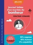 Jonathan Lehmann - Journal intime d'un touriste du bonheur. 1 CD audio MP3
