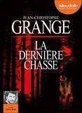 Jean-Christophe Grangé - La dernière chasse. 1 CD audio MP3
