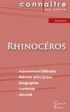 Eugène Ionesco - Rhinocéros - Analyse littéraire de référence et résumé complet.