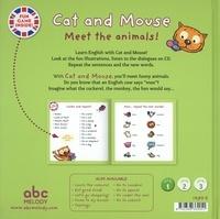 Meet the animals !  avec 1 CD audio