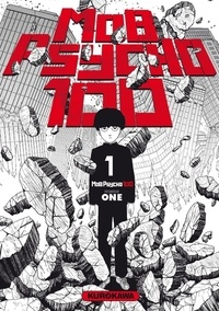 One - Mob psycho 100 Tome 1 : .