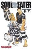 Atsushi Ohkubo - Soul Eater Tome 6-7 : .