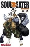 Atsushi Ohkubo - Soul Eater Tome 8-9 : .