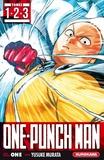Yusuke Murata - One-Punch Man Tomes 1 à 3 : Coffret en 3 volumes - Un poing c'est tout ! ; Le secret de la puissance ; La rumeur.
