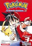 Hidenori Kusaka - Pokémon la grande aventure Intégrale : Coffret en 3 volumes - Tome 1 à 3.