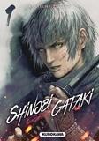 Nikiichi Tobita - Shinobi gataki Tome 1 : .