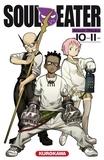 Atsushi Ohkubo - Soul Eater Tome 10-11 : .