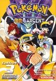 Hidenori Kusaka et  Mato - Pokémon la grande aventure, or et argent  : Coffret en 3 volumes : Tomes 1 à 3.