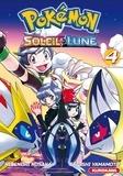 Hidenori Kusaka et Satoshi Yamamoto - Pokémon soleil et lune Tome 4 : .