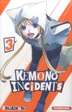 Shô Aimoto - Kemono Incidents Tome 3 : .