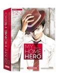 Naoki Yamakawa - My Home Hero  : Tomes 1, 2 et 3.