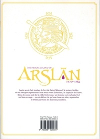 The Heroic Legend of Arslân Tome 12