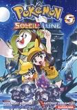 Hidenori Kusaka et Satoshi Yamamoto - Pokémon soleil et lune Tome 5 : .