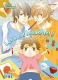 Yuko Kuwabara - Let's eat breakfast.