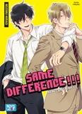 Hiiragi Nozomu - Same difference Tome 3 : .