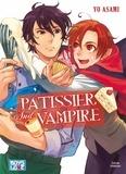 Yo Asami - Patissier and vampire.