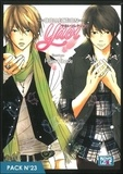 Boy's Love - Collection Yaoi Pack N° 23 - 5 mangas.