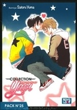 Satoru Yuma - Collection Yaoi Pack N° 25 - 5 mangas.