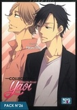 Hitomi Mito - Collection Yaoi Pack N° 26 - 5 mangas.