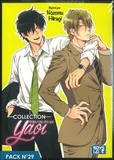 Nozomu Hiiragi - Collection Yaoi Pack N° 29 - 5 mangas.