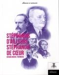 Stéphanois d'ailleurs : Stéphanois de coeur / Gérard Michel Thermeau   Thermeau, Gérard