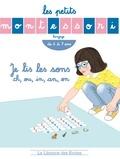 Sylvie d' Esclaibes et Noémie d' Esclaibes - Je lis les sons ch, ou, in, an, on.