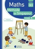 Collectif - Mathématiques CE2 Cycle 2 Méthode de Singapour - Fichier 1.