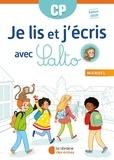 Agnès Diallo et Yolaine Garcia - Je lis et j'écris avec Salto CP - Manuel.
