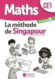 Monica Neagoy - Maths CE1 Méthode de Singapour - Exercices 2. Pack de 10 exemplaires.