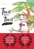 Akiko Higashimura - Trait pour trait, dessine et tais-toi ! Tome 1 : .