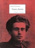 Antonio Gramsci - Textes choisis.