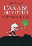 Riad Sattouf - L'Arabe du futur Tomes 1 à 3 : .