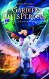 Shannon Messenger - Gardiens des cités perdues Tome 8.5 : Le livre des secrets.