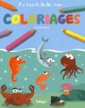 Christophe Boncens - Au bord de la mer... - Coloriages.