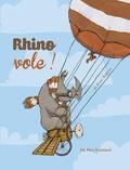 Ryan T. Higgins - Rhino vole !.