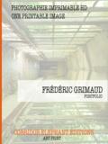 Frédéric Grimaud - Frédéric Grimaud - Portfolio.