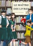 Umiharu Shinohara - Le Maître des livres Tome 15 : .