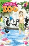 Saku Yamaura - Une vie au zoo Tome 2 : .
