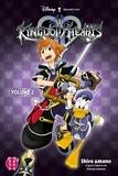 Shiro Amano et Tetsuya Nomura - Kingdom Hearts II Intégrale Tome 2 : .