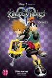 Shiro Amano - Kingdom Hearts II Intégrale Tome 3 : .