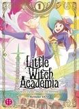 Yoh Yoshinari et  Trigger - Little Witch Academia Tome 1 : .
