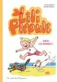 Nancy Guilbert et Armelle Modéré - Lili Pirouli Tome 4 : Enfin les vacances !.
