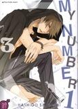 Hashigo Sakurabi - My Number 1 Tome 3 : .