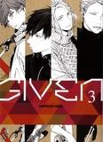 Natsuki Kizu - Given Tome 3 : .