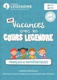 Cours Legendre - Cahier de vacances du CM1 au CM2.