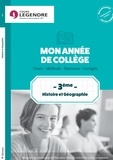 Cours Legendre - Histoire géographie 3e.