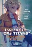 Ryo Kawakami - L'attaque des titans  : Harsh Mistress of the City.